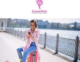 #19 for Create us a logo for a female travel company af usamainamparacha