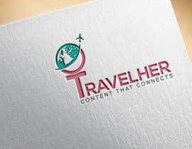 #185 for Create us a logo for a female travel company af ritaislam711111