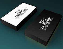 "#928 untuk Design a logo for my New Company "" Z Development"" oleh anwar4646"
