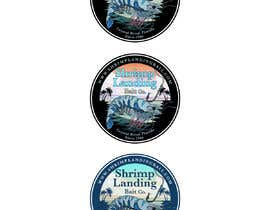 #102 for Create a high quality design for a packaging label to be used on fishing bait. Use a fishing hook, shrimp, the company name etc to create a quality label that can be used across a variety of various fishing baits that we sell. af mirandalengo