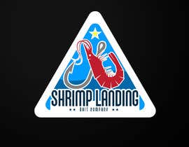 #125 for Create a high quality design for a packaging label to be used on fishing bait. Use a fishing hook, shrimp, the company name etc to create a quality label that can be used across a variety of various fishing baits that we sell. af fortieight