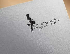 """#133 untuk I need you to design a logo that is bold, elegant and sharp. The name intended to be designed will be """"Nyansh"""". You have the autonomy of using whatever color suites you provided your end objective is a classy, suave and sophisticated look. oleh media3630"""