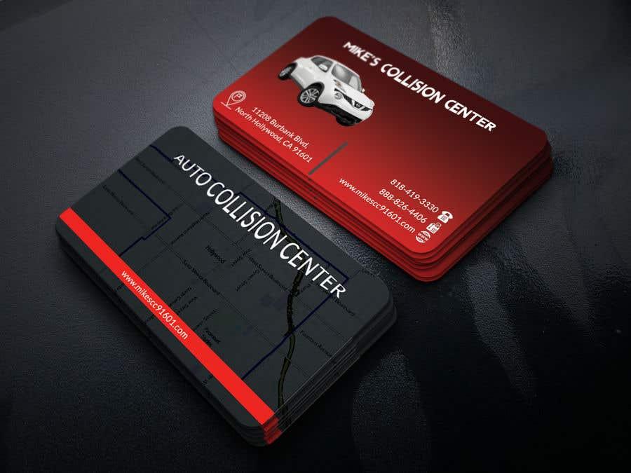 Конкурсная заявка №55 для Need business card designed front and back