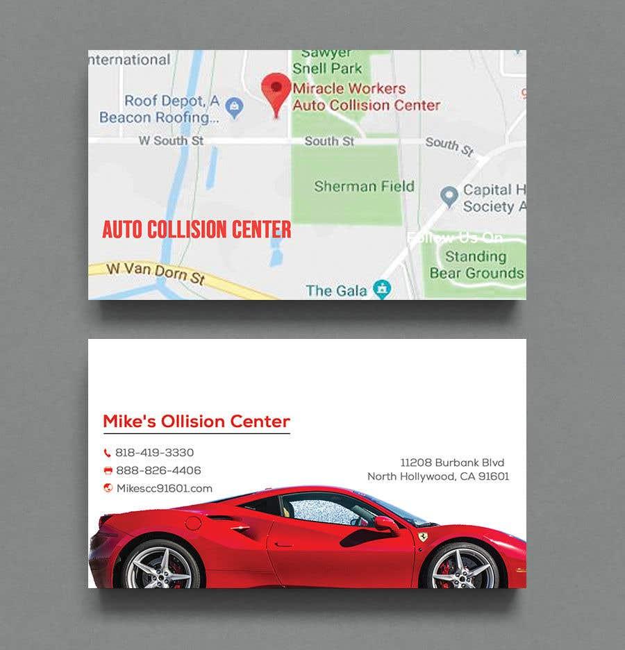Конкурсная заявка №65 для Need business card designed front and back