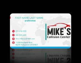 #77 untuk Need business card designed front and back oleh AlaminhawladarGd