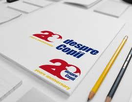 #42 untuk Logo aniversery design oleh PhoFreelancer