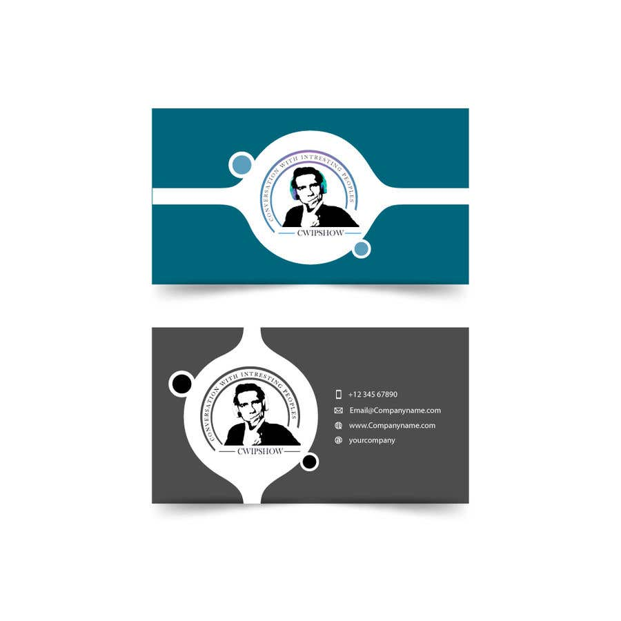 Penyertaan Peraduan #5 untuk #cwipshow logo 2, business card (two sided) and letter head / Flyer design