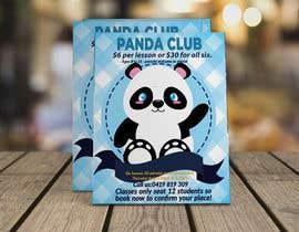 #15 for Panda Club af liton1735