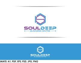 nº 45 pour Design a logo for SoulDeep par tolomeiucarles