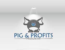 "#57 untuk Design a logo for our ""PIG & PROFITS PROGRAM"" oleh aktherafsana513"