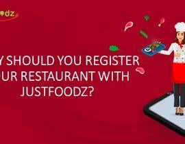 Nro 2 kilpailuun Customize document for presentation of food delivery app käyttäjältä fahmirosmin