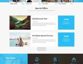 #25 untuk Build a tour guide website oleh rahamanmou