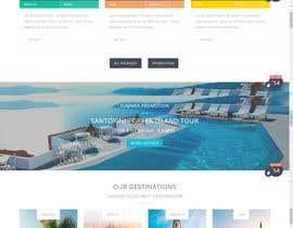 #22 untuk Build a tour guide website oleh litonk
