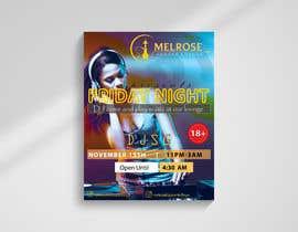 SyedRajib tarafından Flyer for DJ Party for Social Media Quickly and Poster Dimensions 457 × 610mm. için no 7