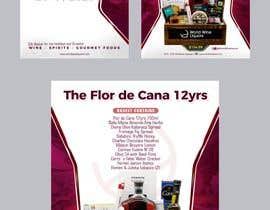 #17 for Liquor Catalog Design af Tins11