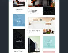 tidream24 tarafından Refresh Design UI for a Real Estate Agent Personal Website için no 38