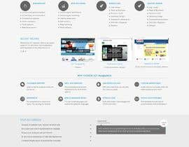 #6 untuk Build a Mail Chimp Template Layout oleh ImArManik