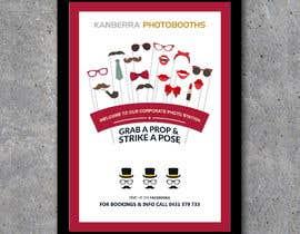 #27 dla Photo Booth Poster przez prominhaj