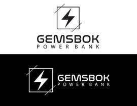 jahid343 tarafından logo for Gemsbok Power Bank için no 20