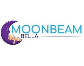 #134 untuk Moonbeam Bella Logo design oleh sk01741740555