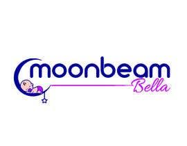 #111 untuk Moonbeam Bella Logo design oleh istahmed16