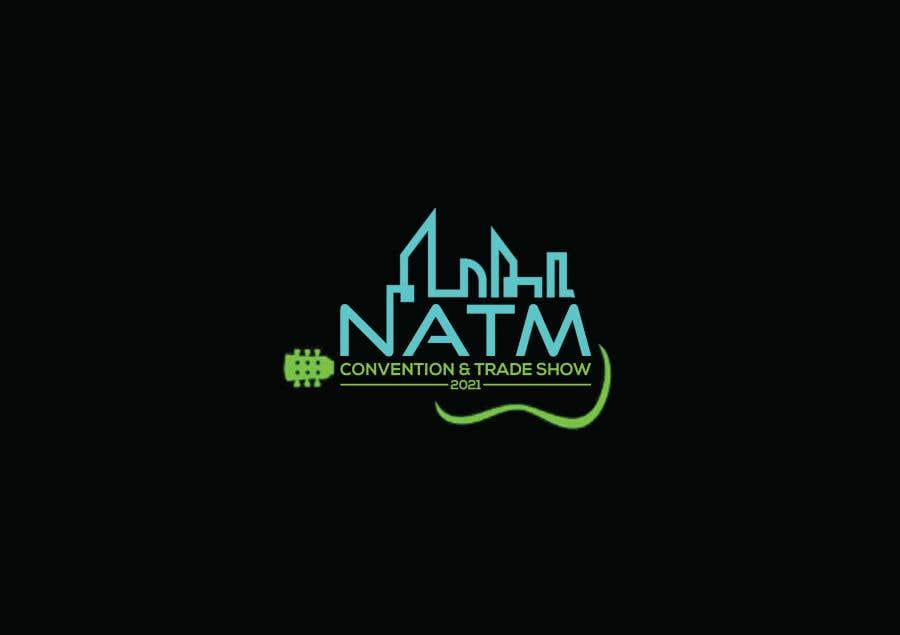 Konkurrenceindlæg #219 for NATM Convention & Trade Show Logo
