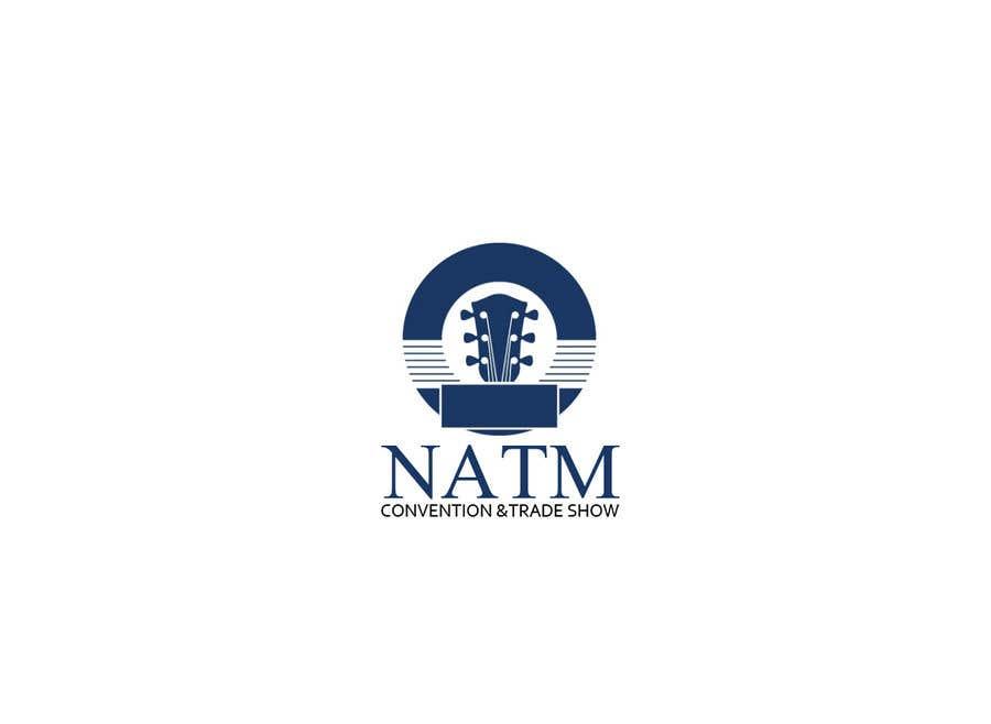 Konkurrenceindlæg #225 for NATM Convention & Trade Show Logo