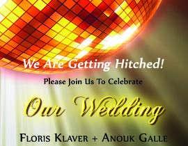 #69 pentru Wedding Invitation de către biditasaha