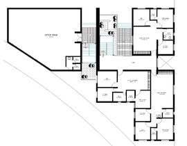 #31 pentru Floor plan for small mixed-use building de către farzanayesminbd