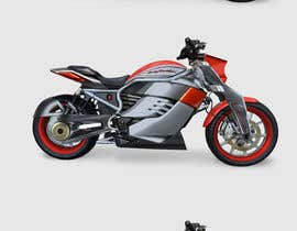 #16 for Design inspiration for electrical motorcycle by reyesonline