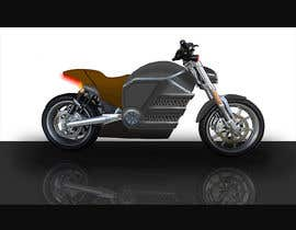 #15 for Design inspiration for electrical motorcycle by Bruno5cd