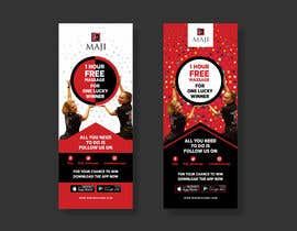 #54 for Promotional Roll Up Banner by mtjobi