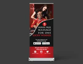 #36 for Promotional Roll Up Banner by SSsamik