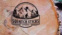Graphic Design Entri Peraduan #81 for Squatch Sticks!