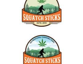#85 untuk Squatch Sticks! oleh zeddcomputers