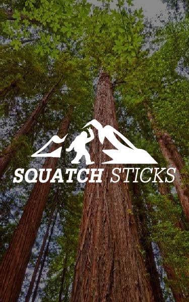 Penyertaan Peraduan #33 untuk Squatch Sticks!