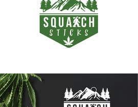#90 untuk Squatch Sticks! oleh geriannyruiz