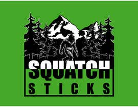 #101 for Squatch Sticks! af signx19