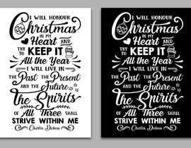 Quay3010 tarafından Christmas Typography için no 39