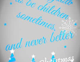 ifymarchie tarafından Christmas Typography için no 48