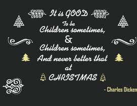 Imran4595 tarafından Christmas Typography için no 32