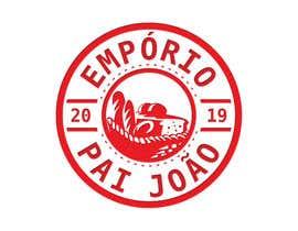 #60 para Criar logotipo Empório Pai João por robsonpunk