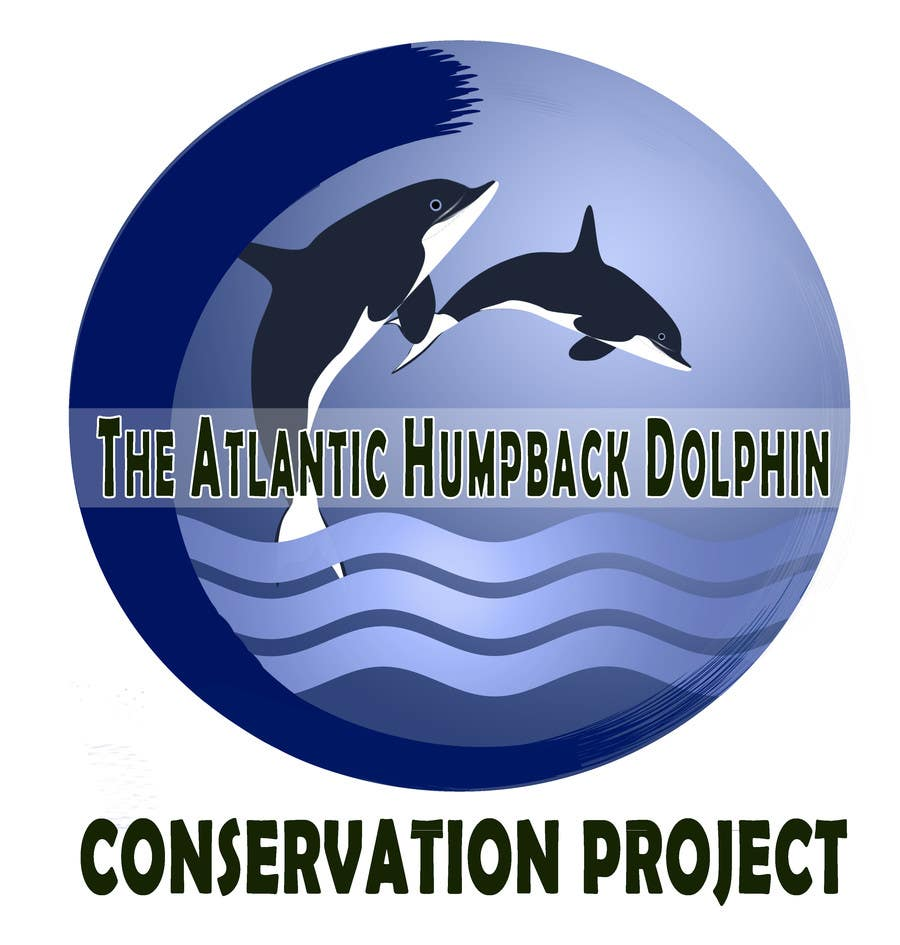 Logo Design Contest Entry #37 for Logo Design for The Atlantic Humpback Dolphin Conservation Project
