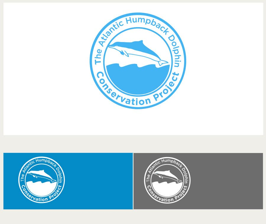 Logo Design Contest Entry #52 for Logo Design for The Atlantic Humpback Dolphin Conservation Project