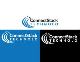 #150 dla Logo designed for a company called ConnectStack Technologies show me some designs and show me some colors I'm open to all suggestions right now przez rasal1995