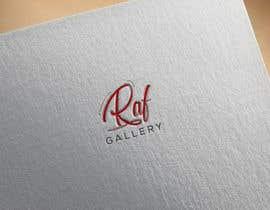#135 pentru RAF Gallery de către graphicground