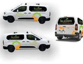 #48 for Create design for our service vehicle by alejandrorosario