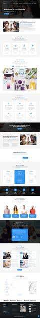 "Konkurrenceindlæg #                                                8                                              billede for                                                 Design me a front page of a Corporate Website ""Balance"". Winner get a 400$ whole project!"