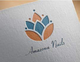 #8 untuk Logo para Salón de Uñas oleh redwanalom990145