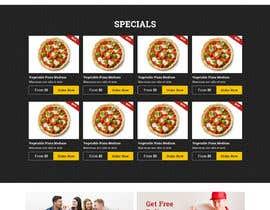 #88 for Need Pizza COmpany Website. af greenarrowinfo